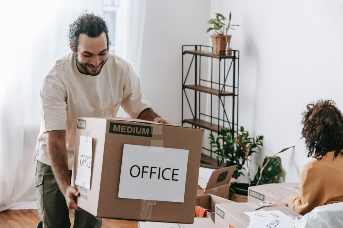 QUICK TIPS FOR OFFICE MOVING