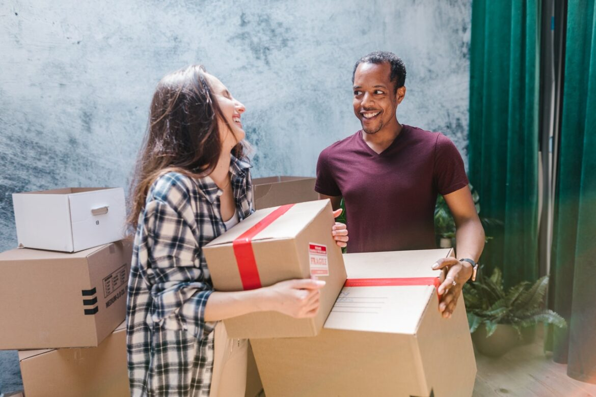 Moving In With Your Significant Other? Here's How To Get Started!
